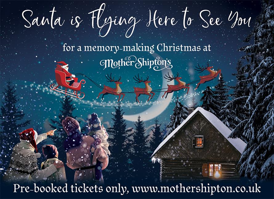 Until Christmas 70 Days Till Christmas.Christmas Activities Mother Shipton S Cave